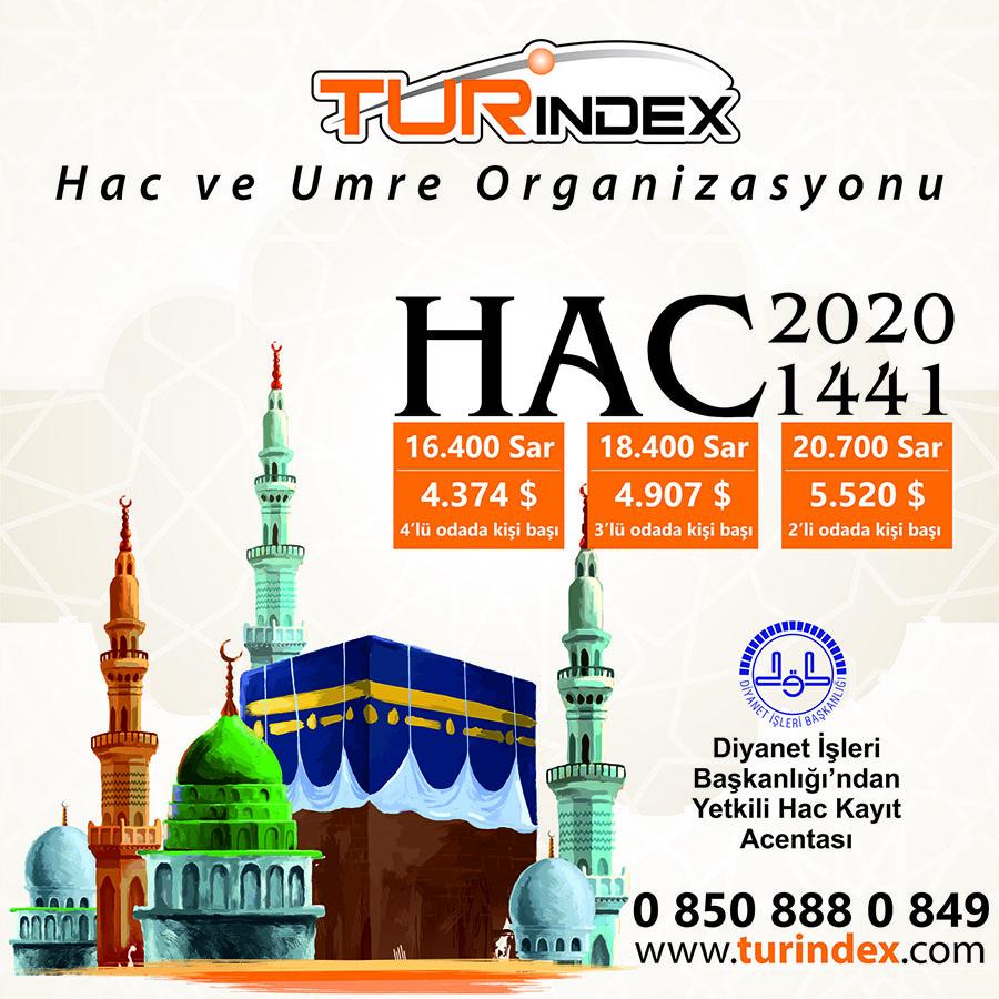 2020 Hac Programları